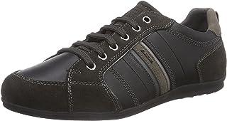 Amazon.es: zapatillas deportivas cuero hombre