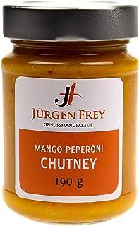 Mango-Peperoni Chutney