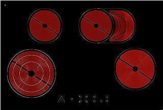 plaque de cuisson en vitrocéramique sans cadre, 77 cm respekta KM7700