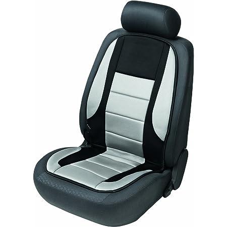2x Beheizbare Sitzauflage Sitzheizung Hot Stuff 16792 Schwarz Grau Doppelsteckdose Für 12v Zigarettenanzünder Auto