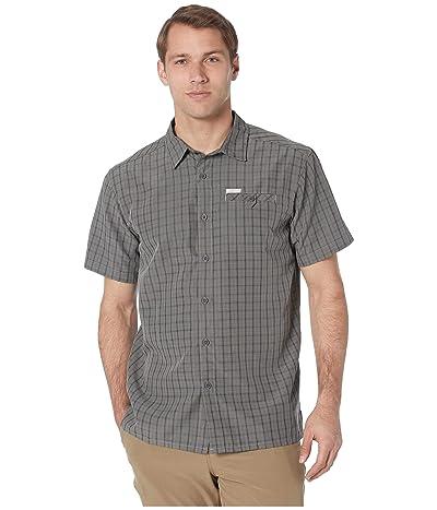 Columbia Declination Trailtm II S/S Shirt (Boulder Mini Plaid) Men