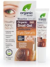 dr organic eye serum