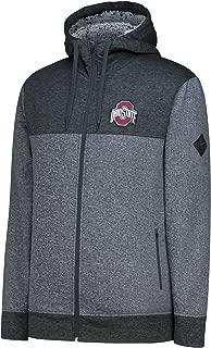 ohio state fleece jacket