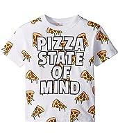 Chaser Kids Vintage Jersey Pizza State Tee (Toddler/Little Kids)