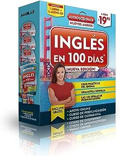 Inglés en 100 días - Curso de Inglés - Audio Pack (Libro + 3 CD's Audio) / English in 100 Days Audio Pack (Spanish Edition)