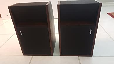 Bose 201 Series II Direct Reflecting Speakers with Free Field Tweeter 8Ohm Impedance