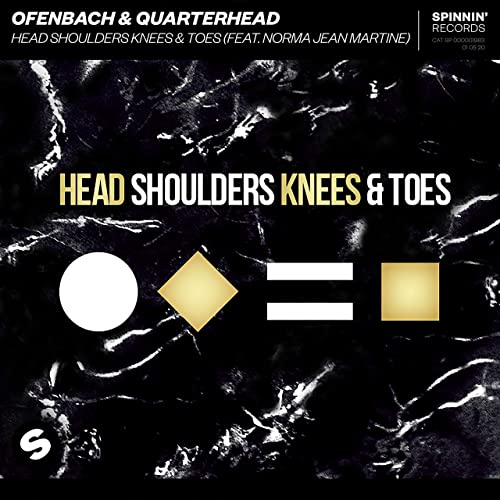 Head Shoulders Knees & Toes (feat. Norma Jean Martine) de Ofenbach ...