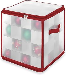Whitmor Christmas Ornament Cube, Small