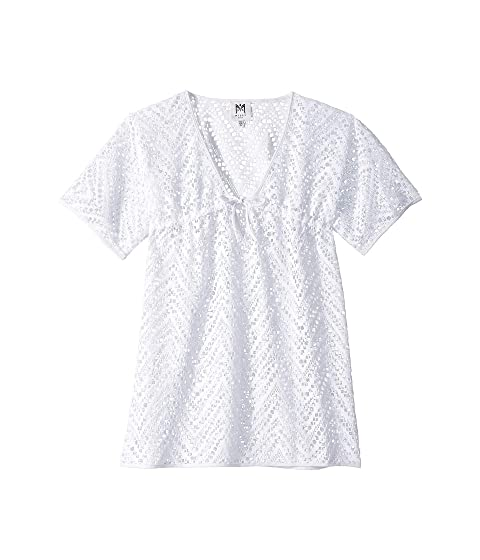 Milly Minis V-Neck Cover-Up (Big Kids)