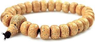 LUOS Tibetan Lotus Seed Bead Mala Prayer bracelet - w010