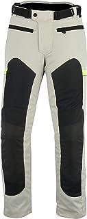 LOVO Pantalones perforados de verano para moto (Unisex) (XL)