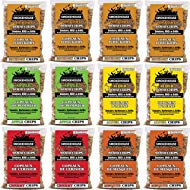 Smokehouse Products Assorted... Smokehouse Products Assorted Flavor Chips, 12-Pack