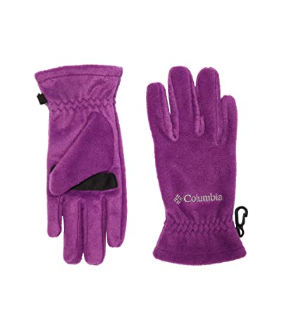 Columbia Kids Thermaratortm Glove (Big Kids) (Plum) Extreme Cold Weather Gloves
