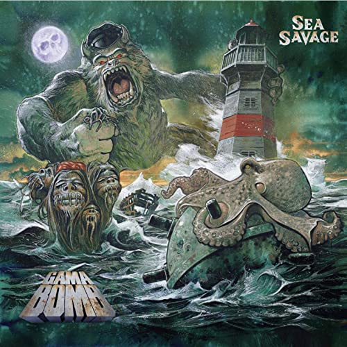 Sea Savage [Explicit]