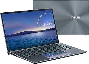 "ASUS ZenBook 14 Ultra-Slim Laptop 14"" FHD NanoEdge Bezel Display, Intel Core i7-1165G7, NVIDIA MX450, 16GB RAM, 512GB SSD,..."