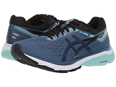 ASICS GT-1000 7 (Grand Shark/Black) Women