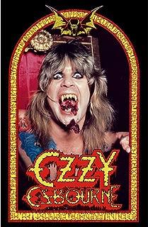 ozzy osbourne speak of the devil poster