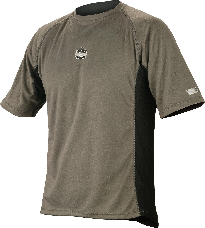 Ergodyne CORE Performance Work Wear Ranking TOP5 6420 Sleeve - Gray Regular dealer XX Short