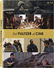 Pulitzer Prize Winners Movies Collection Set On the Road / August: Osage County / Kill the Messenger / The Shipping News NON-USA FORMAT Reg.B Spain