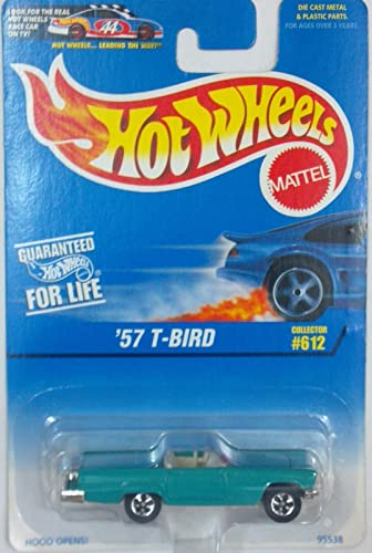 Hot Wheels '57 T-Bird  612 Year  1997 by Hot Wheels