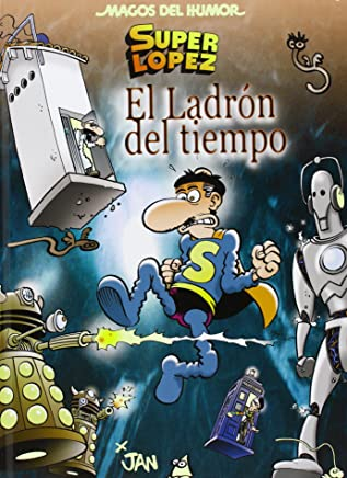 Amazon.es: superlopez - Cómics y manga: Libros