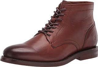 حذاء Frye للرجال William برباط من الدانتيل، براندي، 7. 5
