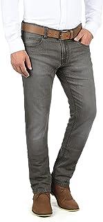 Indicode Aldersgate Jeans Denim Pantaloni da Uomo Elasticizzato Slim Destroyed