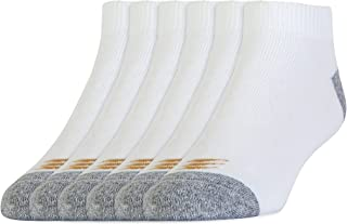 PowerSox Allsport Cotton Low Cut Socks, 6 Pairs