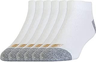 PowerSox Allsport Cotton Low Cut Socks, 6 Pairs
