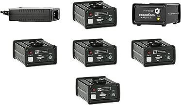 Pro Intercom EC5, econoCom 5 Beltpack System