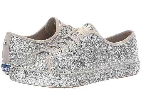 a4ec6050b953 Keds x kate spade new york Kickstart KS All Over Glitter at Luxury ...