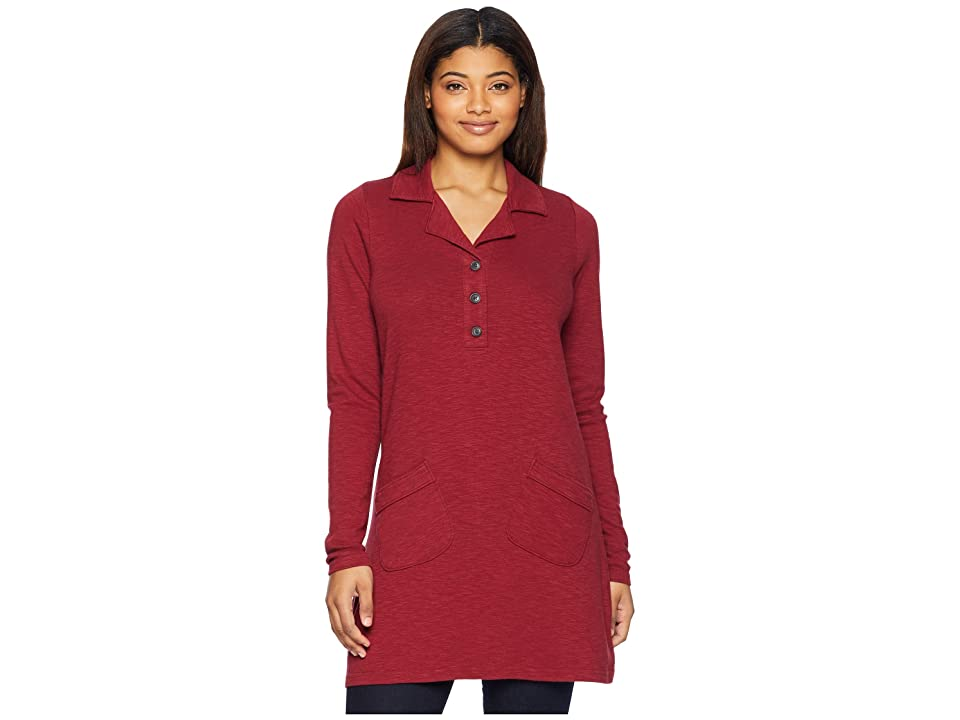 Aventura Clothing Lenni Tunic (Tibetan Red) Women