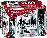 アサヒ スーパードライ 350ml 6缶