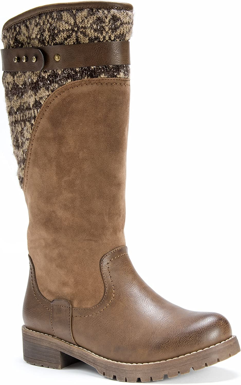 MUK LUKS Womens Women's Kelsey Boots Fashion Boot