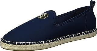 Taryn Rose Women's Slip ON Espadrille Flat Loafer, MIDNIGHT 6