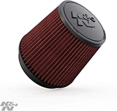 K&N Universal Clamp-On Engine Air Filter: Washable and Reusable: Round Tapered; 6 in (152 mm) Flange ID; 6 in (152 mm) Height; 7.5 in (191 mm) Base; 5.875 in (149 mm) Top , RC-5173