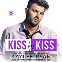 Kiss by Kiss: Riggins Brothers Series, Book 3