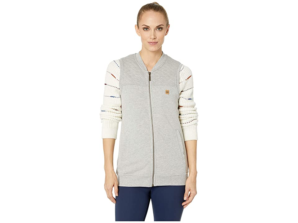 tentree Tulita Vest (Lunar Rock) Women