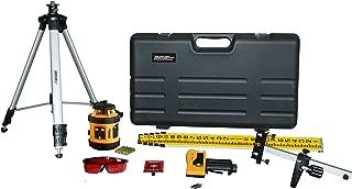 Johnson Level & Tool 40-6517 Self-Leveling Horizontal Rotary Laser Level Kit