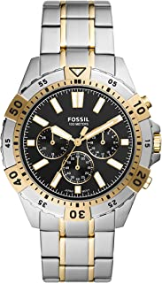 Fossil Garrett Chronograph Stainless Steel Watch FS5771