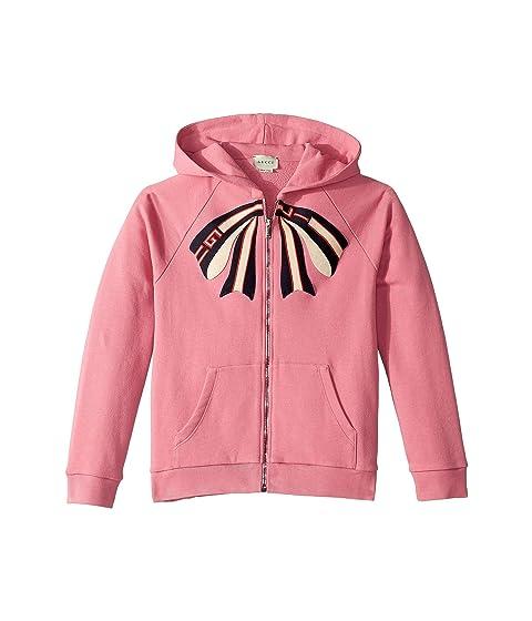 Gucci Kids Pink Lady Sweater (Little Kids/Big Kids)