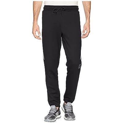 adidas Skateboarding Tech Sweatpants (Black/White) Men