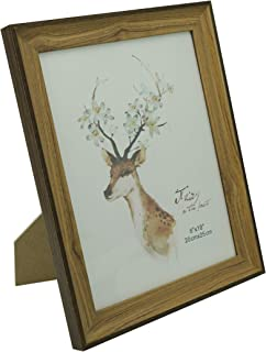 CGIILS 8x10 Picture Frame, Multi Photo Frames Collage, Rustic Wood Photo Frames for Wall or Tabletop Display, Double Color...