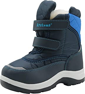 Kid's Boys Winter Snow Boots (Toddler/Little Kid)