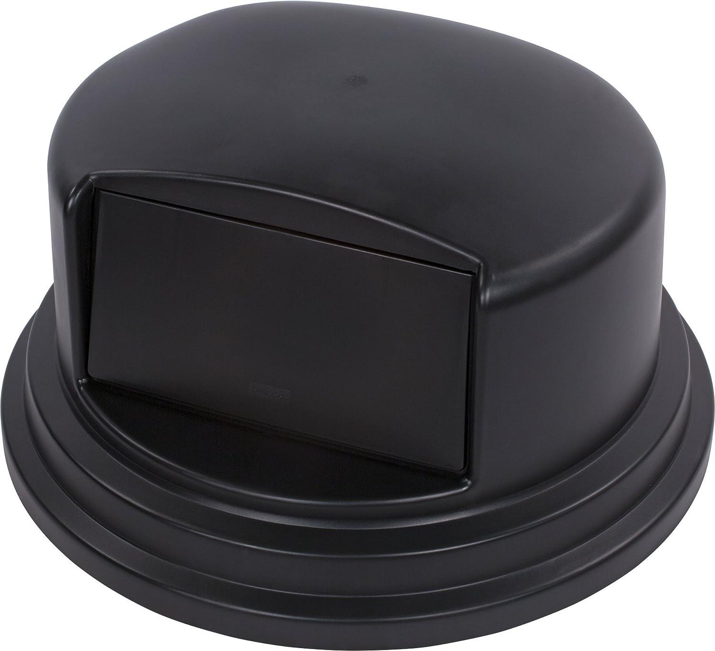 Very low-pricing popular Carlisle 34105703 Bronco Polyethylene Dome Lid 27-1 4
