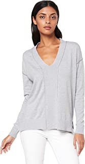 St. Cloud Label Women's Venice Fine Knit V Neck