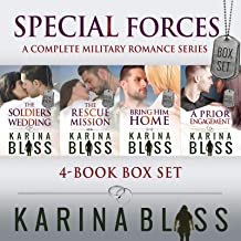 Special Forces: A Complete Military Romance Series: 4-Book Box Set