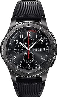 Samsung SM-R760NDAAXSA Smart Watch Gear S3 Frontier Smartwatch (Australian Version) with 2 Year Manufacturer Warranty, Black