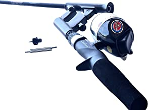 Steinhauser No Tangle Deluxe in Line Fishing Rod & Reel...