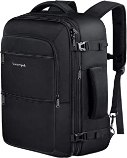 Travel Backpack, 40L Flight Approved Carry On Backpack for Men & Women, Vancropak Expandable Large Luggage Backpack Daypac...